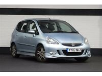QUICK SALE!! HONDA JAZZ HATCHBACK 1.4 AUTOMATIC 2007 CVT-7 5 DOORS - ONLY £3099
