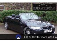 BMW 3 SERIES 320D M SPORT - , Black, Manual, Diesel, 2012