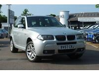 Stunning X3 2.0d M SPORT, Loads Of History FSH Mint Condition