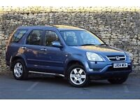 Honda CR-V Estate 2.0 i-VTEC Executive 2004*** Auto only £1950**FSH- Hpi Clear and Long MOT