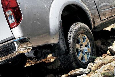 Nissan Frontier Mud Flaps - OEM NEW Rear Right Left Splash Guard Mud Flaps Frontier Pathfinder 999J2B600004