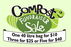 Compost Fundraiser for local Scout Group