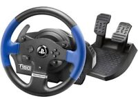 Thrustmaster T150 for PS4 good condition £70