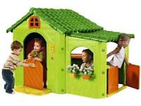 Feber large playhouse/ green house