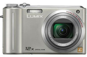 Camera Digitale Panasonic Lumix DMC-ZS1 Wide Vario 12X
