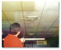 CEILING & WALL CLEANING
