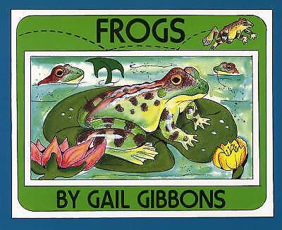 Frogs by Gail Gibbons for sale  USA