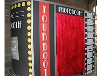 Photo Booth for Hire, Weddings, Parties, Corporate, Childrens Parties etc.