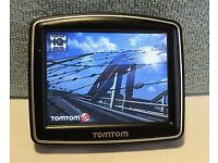 Tomtom with charger 3.5 inch screen
