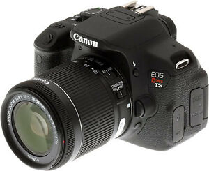 For Sale T5i camera
