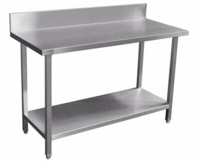 Premium Commercial Kitchen Benches 304 Stainless Steel
