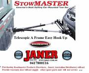 motorhome towing system hitch towing tow bars stowmaster Apollo Bay Colac-Otway Area Preview