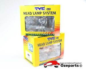 Mazda E Seires Van******1990 Crystal Clear Head Light LH+RH Plast Dandenong Greater Dandenong Preview