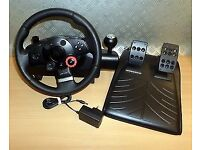 Gt force streeing wheel