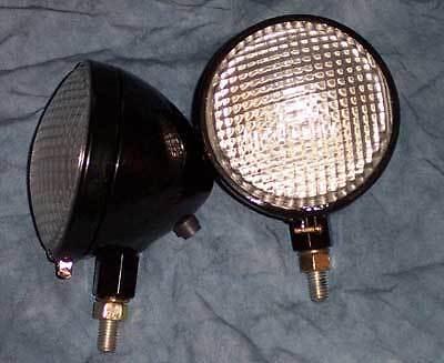 Allis Chalmers B C Headlight