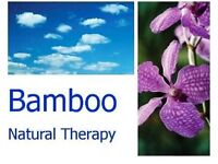 Professional therapeutic massage treatments and natural products
