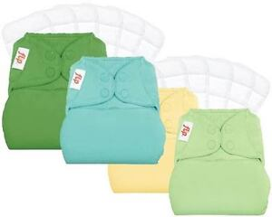 Flip Day Pack - Cloth Diapers for the Day!