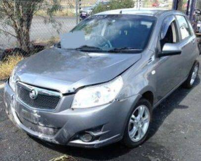 Holden Barina Wrecking Complete Car one Wheel Nut Mawson Lakes Salisbury Area Preview