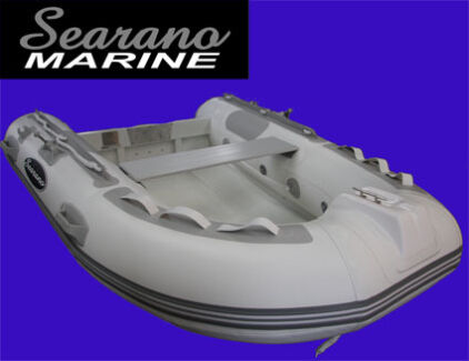 Lightweight and heavy duty Aluminium Rigid Inflatable Boats. Malaga Swan Area Preview