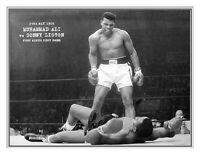 Muhammad Ali framed picture
