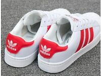 Superstar trainers 5 different colours all new, all sizes