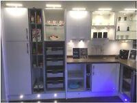 Ex-Display (FEE) Fusion White Kitchen