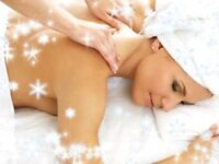 Christmas massages (including Christmas day) at Serene Ambience