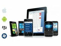Mobile app development service - App for Android, iOS platforms and Website design in London