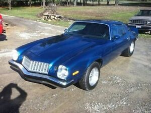 Looking For a Classic Camaro