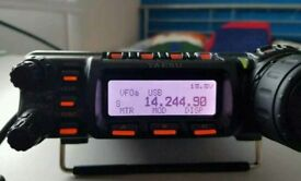 Yaesu ft857d swap for kenwood ts480 ts870 etc