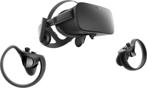 Oculus Rift w/3 sensor + 6ft extension cables