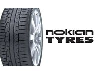 Brand new tyres - Nokian brand - loads in stock