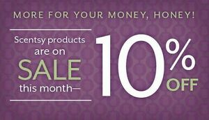 GET YOUR SCENTSY!