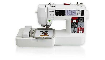 BROTHER PE540D Embroidery Machine with USB, Disney Designs, & Much More