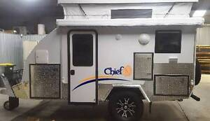 OFF ROAD 12' Hybrid EAGLE CAMPER - $1000 FREE FUEL!! Para Hills West Salisbury Area Preview
