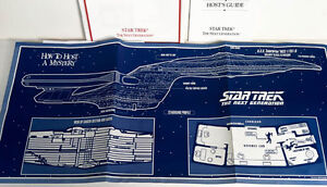 How To Host A Mystery - Star Trek: The Next Generation West Island Greater Montréal image 4