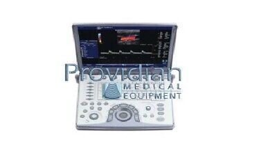 Ge Logiq E Bt11 Portable Ultrasound System With 8l-rs Vascular Transducer