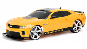 "1:10 scale 17"" RC Chevrolet camero NIB.... OPENED"