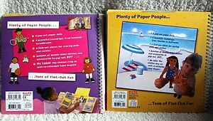 NEW- two Paper Dolls books from KLUTZ Kingston Kingston Area image 3
