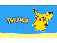 Lost Pokemon cards