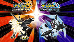 Brand new sealed Pokemon Ultra Sun or Moon (3DS)