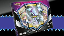 Toxtricity V Box - POKEMON TCG Booster Packs Box Set