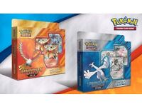 Pokemon cards legendary battle decks Ho-oh and lugia