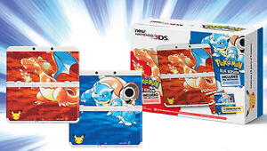 LOOKING FOR: NEW NINTENDO 3DS XL 20TH ANNIVERSARY POKEMON