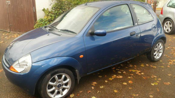 Ford Ka  Zetec Climate Ideal St Car