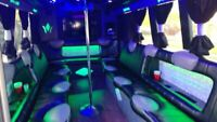 PARTY BUS LIMOUSINE FOR ALL OCASSIONS.