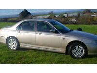 Rover 75 1.8 Club SE 2004 Reg