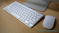 Apple Magic Mouse and Apple Wireless Keyboard w/ Boxes
