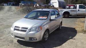2011 Aveo **NEW MVI TODAY** ONLY 112KMS 209-9180