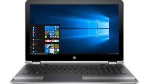 HP Pavilion x360 Convertible Signature Edition 2-in-1 L.T. $400